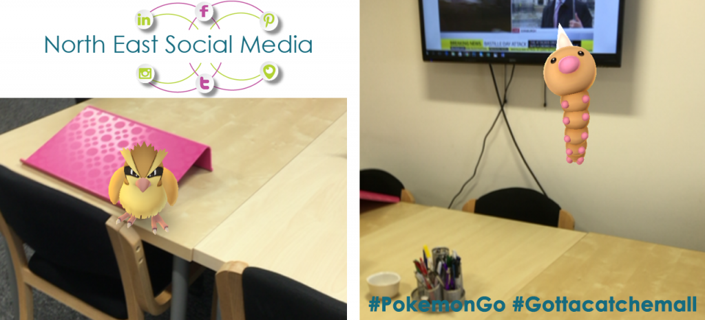 How to use Pokemon Go in your business marketing